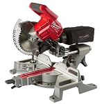 "Milwaukee 2733-20 M18 FUEL™ 7-1/4"" Dual Bevel Sliding Compound Miter Saw (Tool Only)"