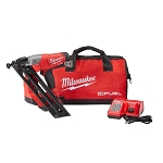 Milwaukee 2743-21CT M18 FUEL™ 15ga Finish Nailer Kit