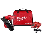 Milwaukee 2745-21 M18 FUEL™ 30 Degree Framing Nailer Kit