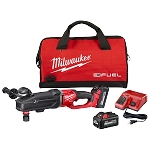 Milwaukee 2811 Cordless M18 FUEL™SUPER HAWG™ Right Angle Drill w/ QUIK-LOK™ Kit