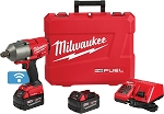 Milwaukee 2864-22 M18 FUEL™ w/ ONE-KEY High Torque Impact Wrench 3/4
