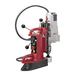 Milwaukee 4210 Fixed Position Electromagnetic Drill Press with 3/4