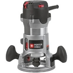Porter Cable  892 2-1/4 HP Fixed Base Router Kit