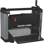 Porter Cable PC305TP 12-1/2 in. 15 Amp Double-Edged Quick-Change Benchtop Planer
