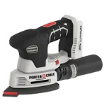 Porter Cable PCCW201B 20V MAX* Variable Speed Detail Sander