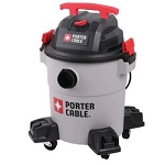 Porter Cable PCX18404P-6A 6 Gal. Wet/ Dry Vacuum