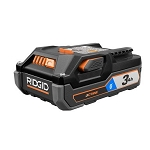 RIDGID AC840088 OCTANE™ 18V 3.0Ah Bluetooth® Battery