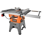 RIDGID R4512 10 in. Cast Iron Table Saw