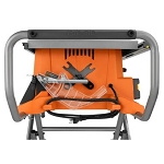 RIDGID R4513 Heavy Duty 10 in. Portable Table Saw With Stand