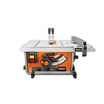 RIDGID R45171 10 in. Compact Table Saw with Folding X-stand