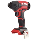SKIL ID572701 20V 1/4'' Hex Impact Driver, Tool Only