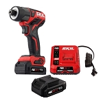 SKIL ID574402 PWRCore 12™ Brushless 12V 1/4'' Hex Impact Driver with PWRJump™ Charger