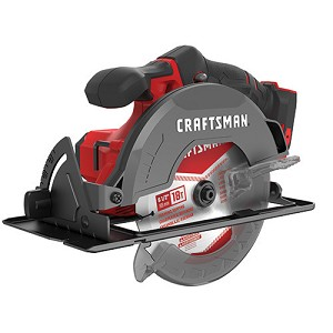 Craftsman CMCS500B V20* Cordless 6-1/2-in. Circular Saw (Tool Only)