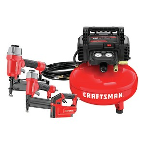 Craftsman CMEC3KIT 3 Tools & Compressor Combo Kit