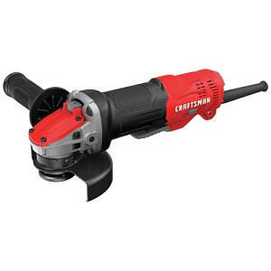 Craftsman CMEG200 7.5 Amp 4-1/2-in. Small Angle Grinder