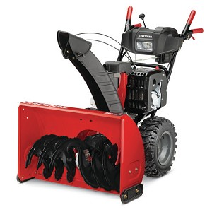 Craftsman CMXGBAM1054544 30-in. 357cc Electric Start Two-Stage Snow Blower