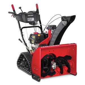 Craftsman CMXGBAM1054545 26-in. 208cc Electric Start Track Drive Snow Blower