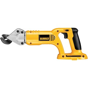 DEWALT DC495B 18V CORDLESS 18 GAUGE SWIVEL HEAD AND SHEAR (TOOL ONLY)