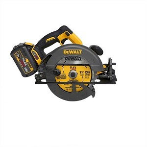DEWALT DCS575T1 FLEXVOLT® 60V MAX* 7-1/4 IN. (184 MM..) CIRCULAR SAW W/BRAKE KIT