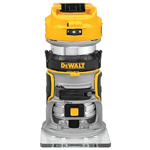 DEWALT DCW600B 20V MAX* XR CORDLESS COMPACT ROUTER