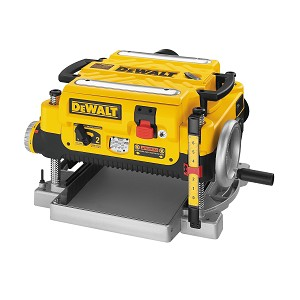 DEWALT DW735 13 IN. THREE KNIFE, TWO SPEED THICKNESS PLANER