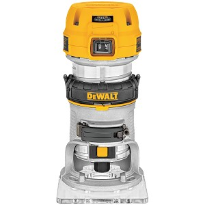 DEWALT DWP611 1-1/4 HP MAX TORQUE VARIABLE SPEED COMPACT ROUTER