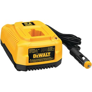 Dewalt DC9319 7.2V-18V NiCd/NiMH/Li-Ion 1 Hour Vehicle Charger