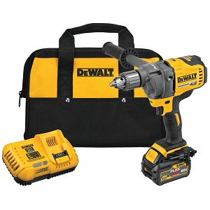 Dewalt DCD130T1 60V MAX* MIXER/DRILL WITH E-CLUTCH® SYSTEM (KIT)