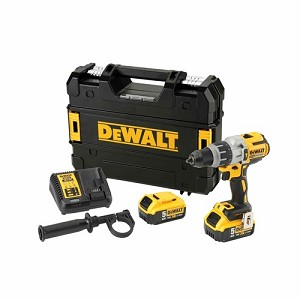 Dewalt DCD996P2 20V MAX* CORDLESS BRUSHLESS XR® 3-SPEED HAMMERDRILL/DRIVER KIT (5.0AH)