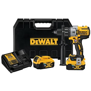 Dewalt DCD997P2BT 20V MAX* XR® TOOL CONNECT™ HAMMERDRILL KIT (W/ TOOL CONNECT™ BATTERIES)