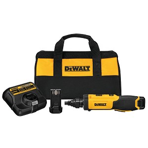 Dewalt DCF681N2 8V MAX* Gyroscopic Screwdriver With Conduit Reamer