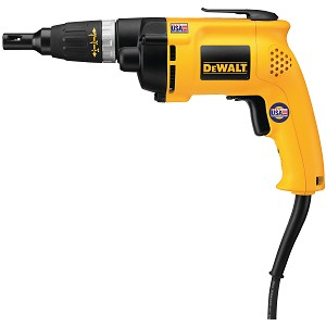 Dewalt DW257 2,500 rpm VSR All-Purpose Screwgun