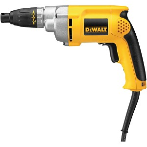 Dewalt DW266 2,500 rpm VSR Depth-Sensitive Screwgun