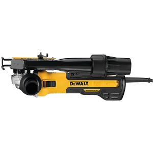 Dewalt DWE46202 5 IN. / 6 IN. BRUSHLESS SMALL ANGLE GRINDER, SLIDE WITH TUCKPOINTING SHROUD