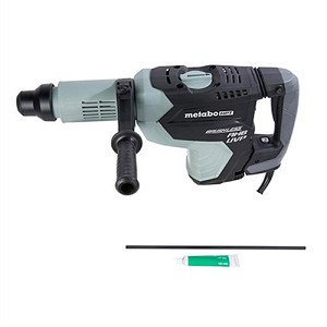 Hitachi / Metabo HPT DH52MEY Brushless, AHB Aluminum Housing Body, UVP User Vibration Protection, AC/DC SDS Max Rotary Hammer