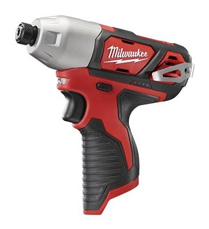"Milwaukee 2462-20 M12™ ¼"" Hex Impact Driver (Tool Only)"