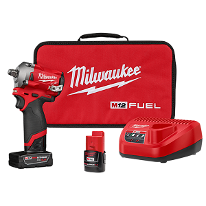 Milwaukee 2555-22 M12 FUEL™ Stubby 1/2