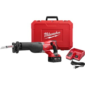 Milwaukee 2621-21 M18™ SAWZALL® Reciprocating Saw Kit