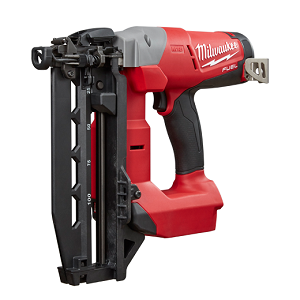 Milwaukee 2741-20 M18 FUEL™ 16ga Straight Finish Nailer (Tool Only)
