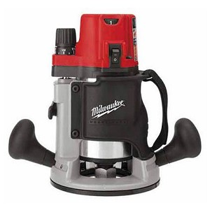 Milwaukee 5616-20 2-1/4 Max HP EVS BodyGrip® Router